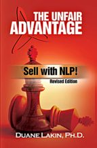 The Unfair Advantage: Sell with NLP! (ebook)