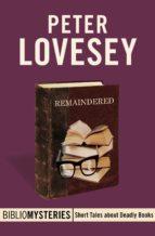 Remaindered (ebook)