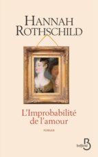 L'improbabilité de l'amour (ebook)