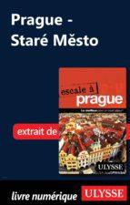 Prague - Staré Mesto (ebook)