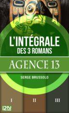 Intégrale Agence 13 (ebook)