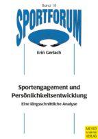 Sportengagement und Persönlichkeitsentwicklung (ebook)
