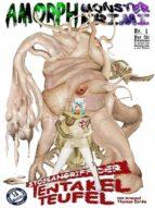 Amorph Monster-Krimi 1 - Stoßangriff der Tentakelteufel (ebook)
