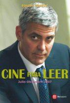 Cine para leer 2007 Julio-diciembre