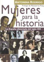 Mujeres para la historia (ebook)