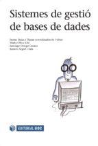 Sistemes de gestió de bases de dades (ebook)