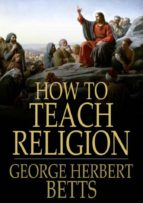 How to Teach Religion (ebook)