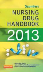 Saunders Nursing Drug Handbook 2013 (ebook)