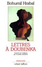 Lettres à Doubenka (ebook)