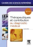 Thérapeutiques et contribution au diagnostic médical (ebook)