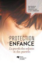 La protection de l'enfance (ebook)