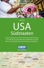DuMont Reise-Handbuch Reiseführer USA, Südstaaten (ebook)