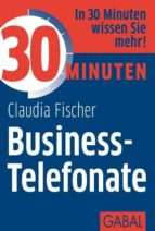 30 Minuten Business-Telefonate (ebook)