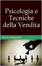Psicologia e Tecniche della Vendita (ebook)