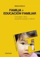Familia y educación familiar (ebook)