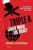 Triple A. ¿Quién mueve los hilos? (ebook)