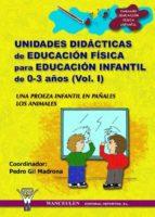 UNIDADES DIDÁCTICAS DE EDUCACIÓN FÍSICA PARA EDUCACIÓN INFANTIL DE 0-3 AÑOS (VOLUMEN I) (ebook)