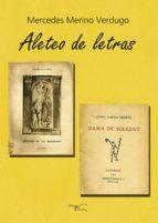 Aleteo de letras (ebook)