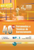 40 + 10 Ferramentas e Técnicas de Gerenciamento (ebook)