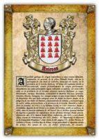 Apellido Anievas / Origen, Historia y Heráldica de los linajes y apellidos españoles e hispanoamericanos