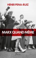Marx quand même (ebook)
