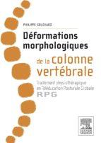 Déformations morphologiques de la colonne vertébrale (ebook)