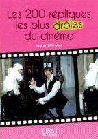 Petit livre de - 200 répliques les plus drôles du cinéma (ebook)