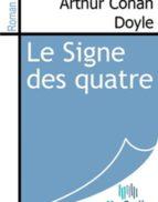 Le Signe des quatre (ebook)