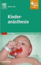 Kinderanästhesie (ebook)