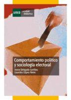 Comportamiento político y sociología electoral (ebook)