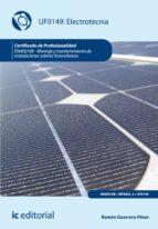 Electrotecnia. ENAE0108 (ebook)