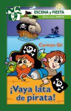 ¡Vaya lata de pirata! (ebook)