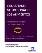 Etiquetado nutricional de los alimentos (ebook)