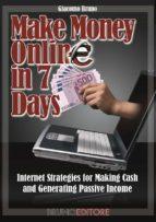 Make Money in 7 Days (ebook)