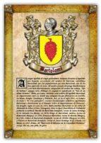 Apellido Bartolomé / Origen, Historia y Heráldica de los linajes y apellidos españoles e hispanoamericanos