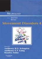 Movement Disorders 4 (ebook)