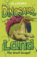 Dinosaur Land: The Great Escape! (ebook)