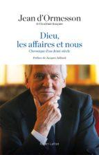 Dieu, les affaires et nous (ebook)