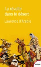 La révolte dans le désert (ebook)