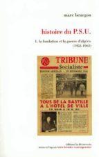 Histoire du P.S.U. (ebook)