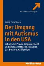 Der Umgang mit Autismus in den USA (ebook)