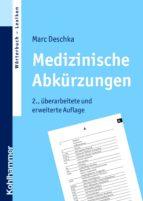 Medizinische Abkürzungen (ebook)