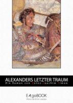 Alexanders letzter Traum (ebook)