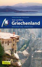 Nord- und Mittelgriechenland Reiseführer Michael Müller Verlag (ebook)