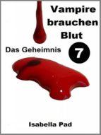 Vampire brauchen Blut - Das Geheimnis (ebook)