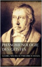 Phänomenologie des Geistes  (ebook)