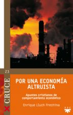 Por una economía altruista (eBook-ePub) (ebook)
