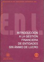 Introducción a la gestión financiera en entidades sin ánimo de lucro (ebook)