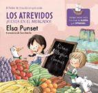 Los Atrevidos ¡Fiesta en el mercado! (El taller de emociones) (ebook)