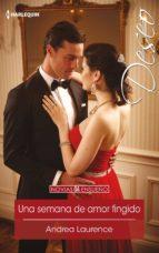 Una semana de amor fingido (ebook)